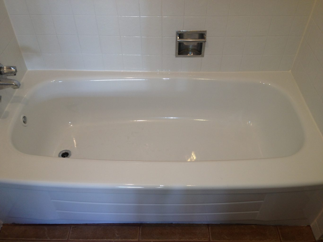 After-Lilac Bathtub