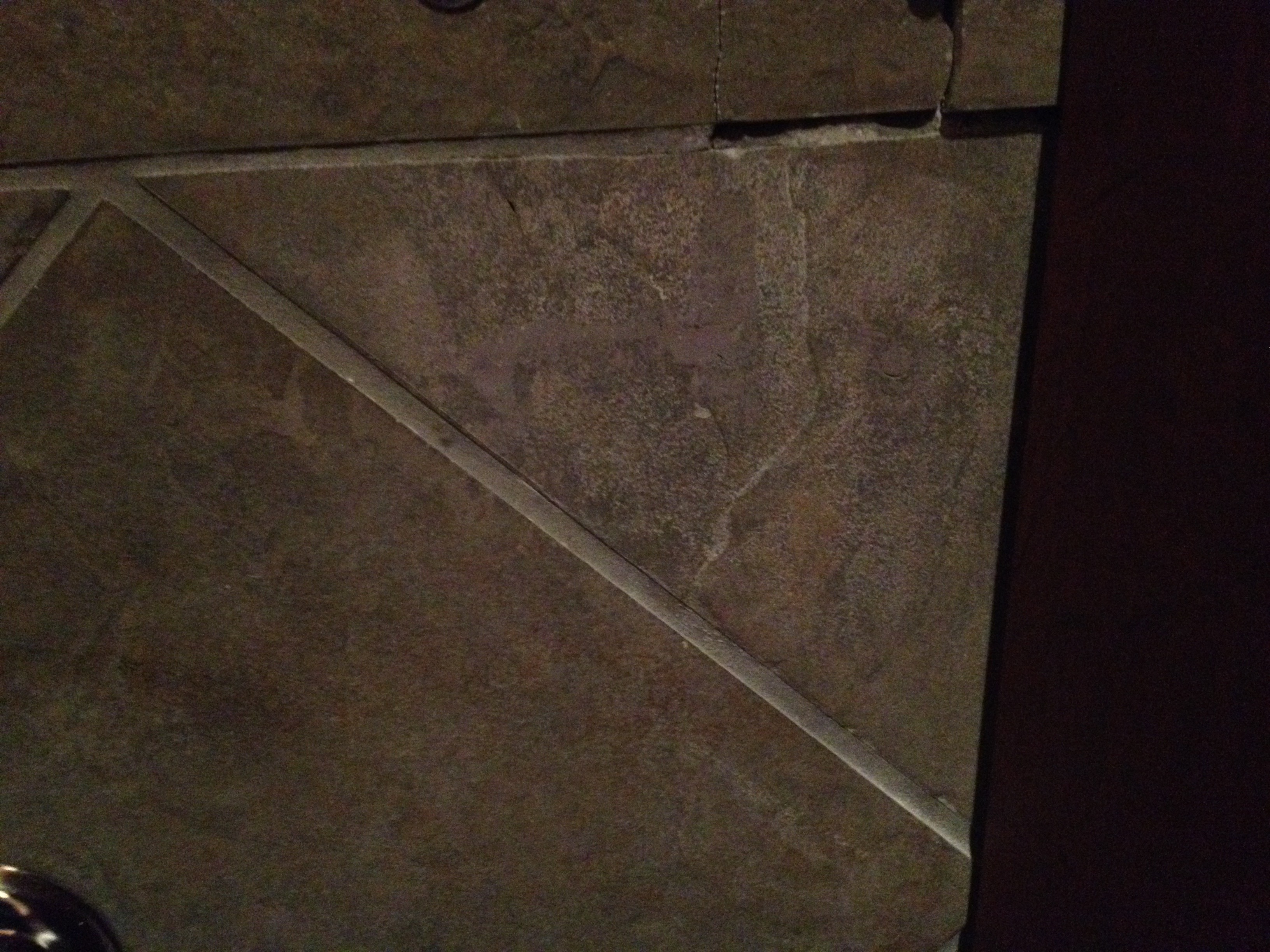 After-Slate Tile Repair
